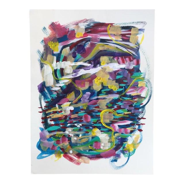 """No. 125"" Original Painting by Jessalin Beutler - Image 1 of 4"