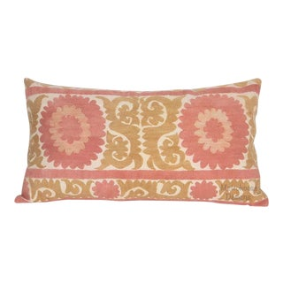 Vintage Lumbar Pillow For Sale