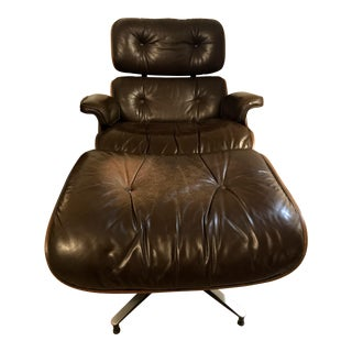 Mid-Century Herman Miller Eames Chair For Sale