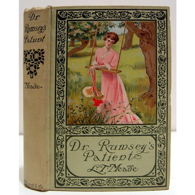 1896 Dr. Rumsey's Patient Book - Image 2 of 5