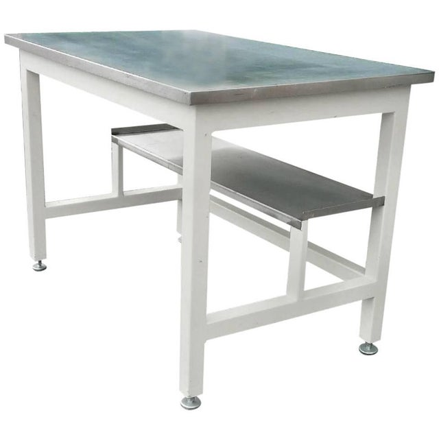 Stainless Steel Lab Work Table or Desk - Image 1 of 9