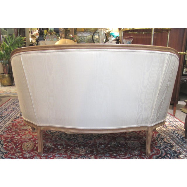 Country French Style Settee For Sale - Image 11 of 13