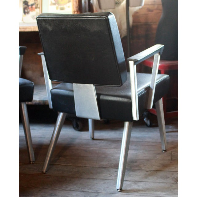 Good Form Aluminum Armchairs - A Pair - Image 4 of 5
