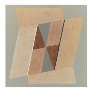 "Jeremy Annear Painting, ""Random Geometry (Opening)"" For Sale"