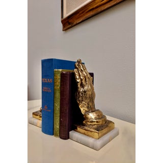 Hands Bookends, a Pair Preview