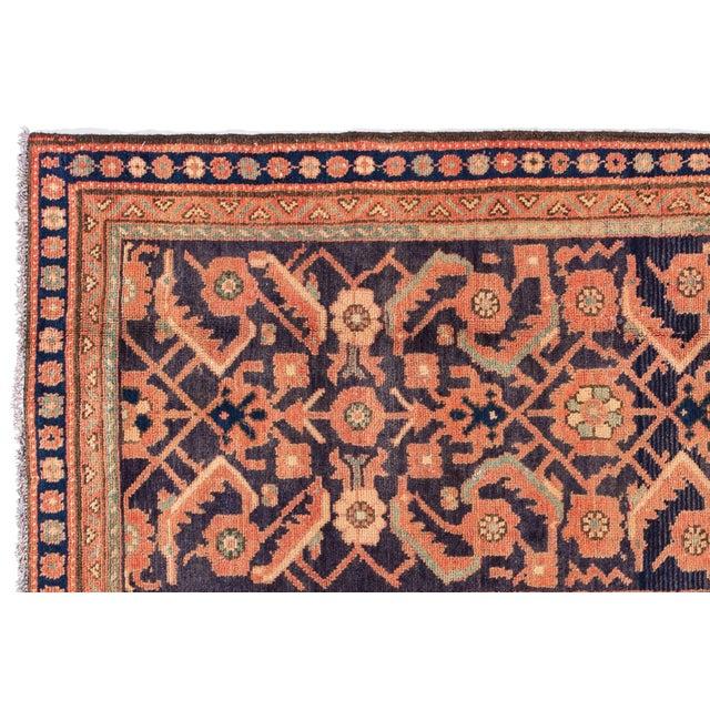 "Mid 20th Century Apadana - Vintage Persian Malayer Runner Rug, 3'0"" X 9'6"" For Sale - Image 5 of 7"