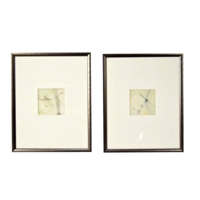 Artworks by Chaco Terada - A Pair For Sale