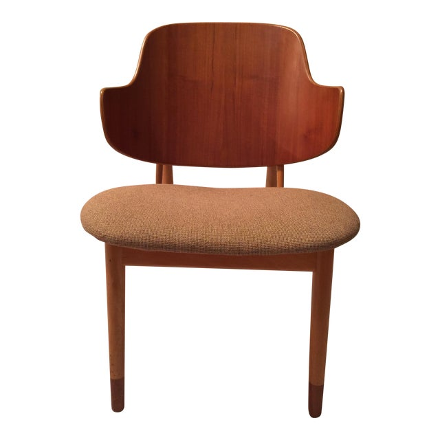 Ib Kofod Larsen Mid-Century Modern Penguin Chair For Sale