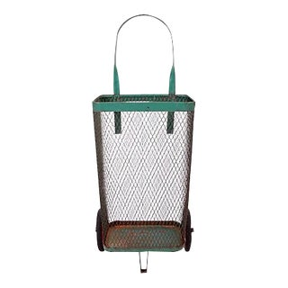 Metal Shopping Cart For Sale