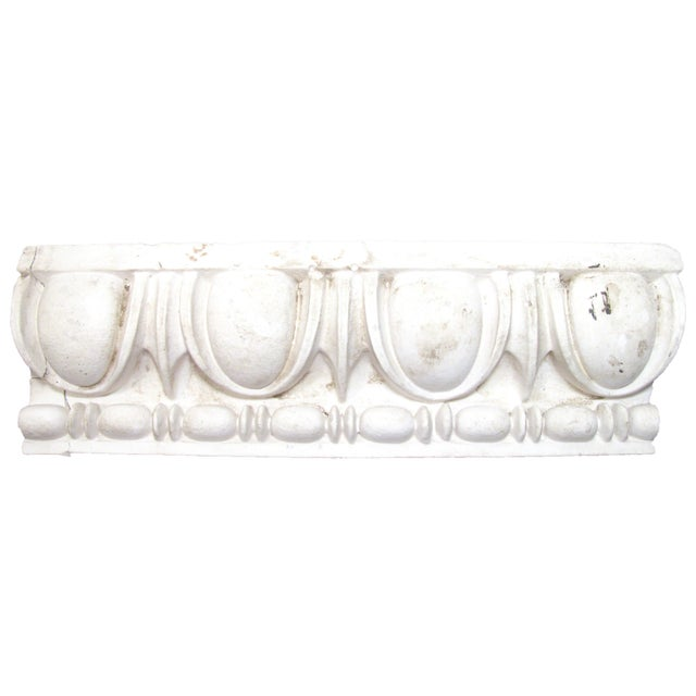 Antique Plaster Architectural Element For Sale - Image 6 of 6