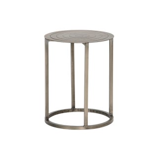 Industrial Miller End Table For Sale