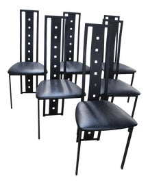 Image of Onyx Dining Chairs