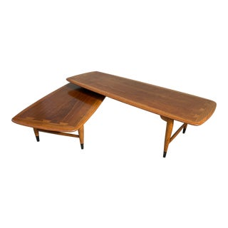 Lane Switch-Blade Dovetail Coffee Table For Sale