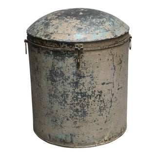 Metal Grain Drum For Sale