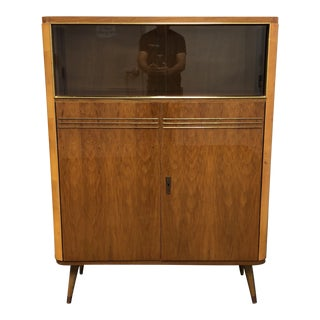 Mid-Century Bar Cabinet For Sale