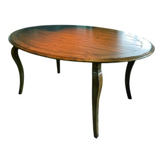 Fremarc Designs Chateau Oval Dining Table For Sale