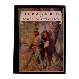 "1954 ""The Black Arrow"" Collectible Book For Sale"