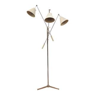 Arredoluce Italian Modern Triennale Floor Lamp For Sale