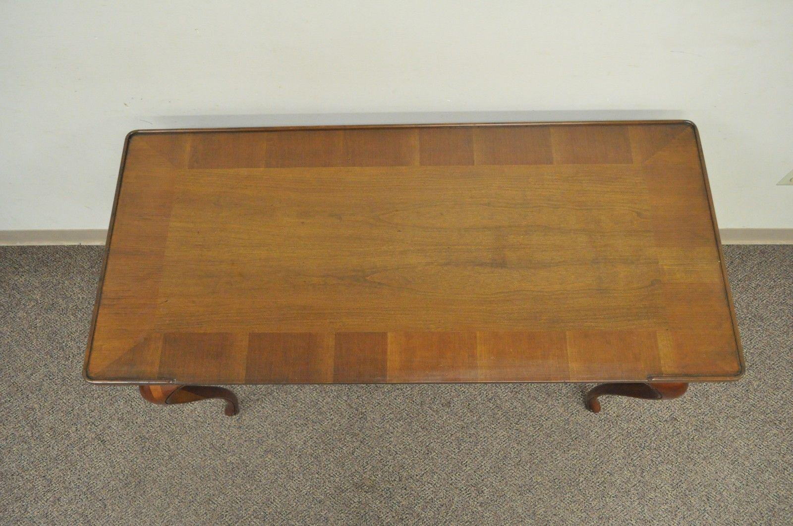 Bon Vintage Fine Arts Furniture French Country Cherry Console Table Ladies Desk  For Sale In Philadelphia