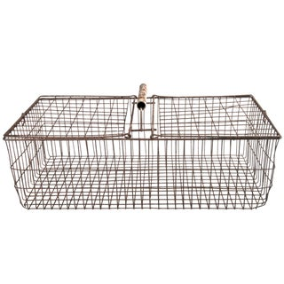 French Wire Pigeon Carrier
