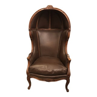 French Porter's Chair For Sale