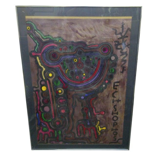 """Echshophos"" Original Painting - Image 1 of 7"