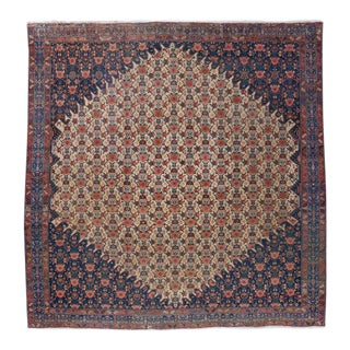 Beige Ground Bibikabad Carpet For Sale