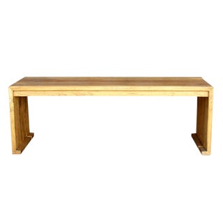 Elm Ming Writing Table For Sale