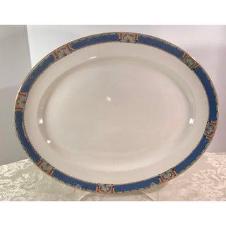 Vintage Art Deco Large Serving Platter Preview