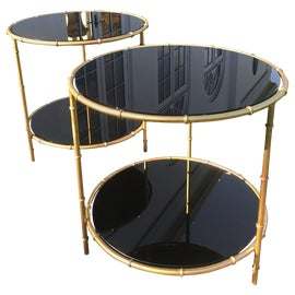 Image of Onyx Side Tables