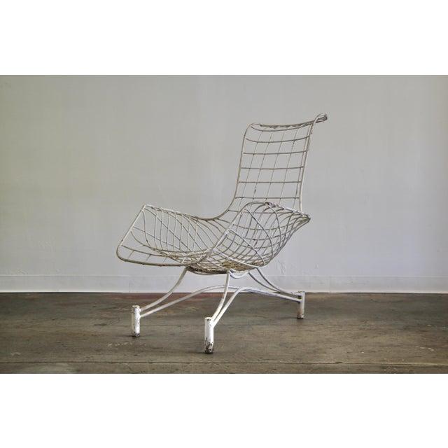 1950s Vintage Vladimir Kagan Capricorn Lounge Chair For Sale - Image 11 of 12