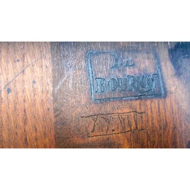 De Bournay Rafraichissoir Table With Marble Top - Image 5 of 10
