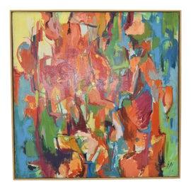 Image of Orange Paintings
