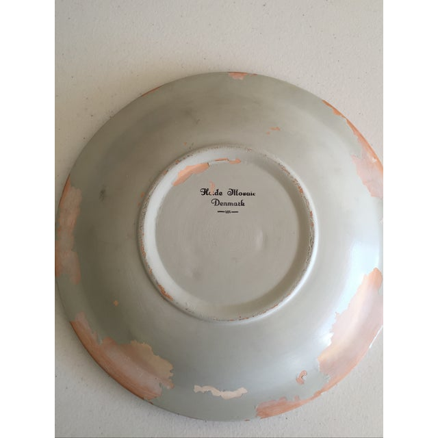 Danish Heide Mosaic Bowl - Image 5 of 5