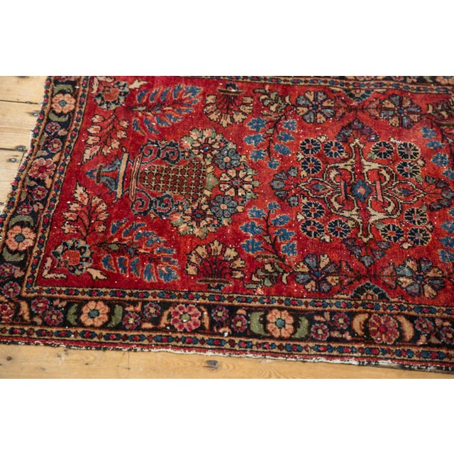 "Islamic Vintage Lilihan Rug - 2'8"" X 4'5"" For Sale - Image 3 of 12"