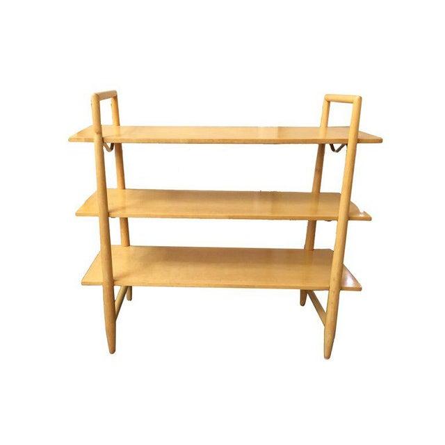 Mid-Century Modern Swedish Midcentury Bookshelf by Edmond Spence For Sale - Image 3 of 8