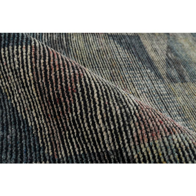 """Contemporary Westley - Domino Area Rug - 8'0"""" x 10'0"""" For Sale - Image 3 of 5"""