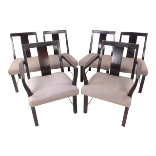 Set of Dunbar Dining Chairs by Edward Wormley