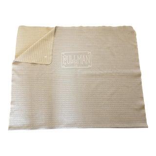 Vintage Pullman Passenger Wool Blanket