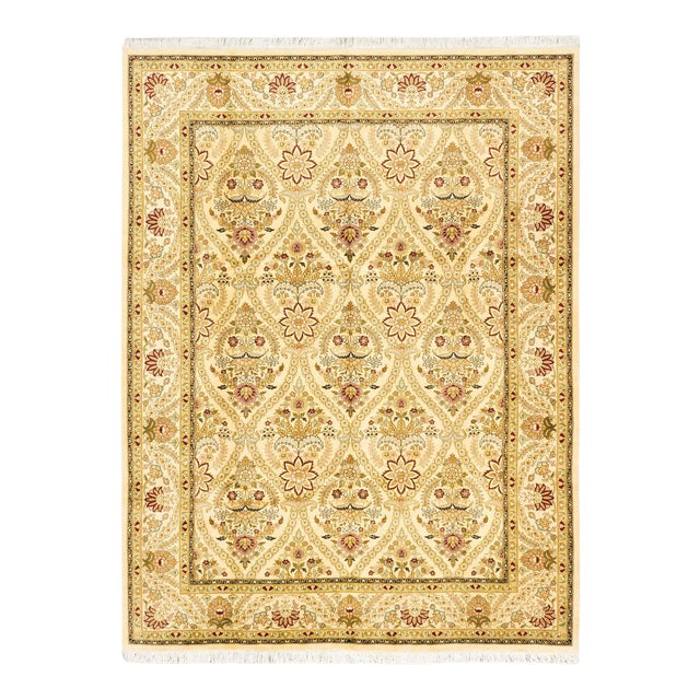 """Classic Hand-Knotted Rug, 9'2"""" X 12'0"""" For Sale"""