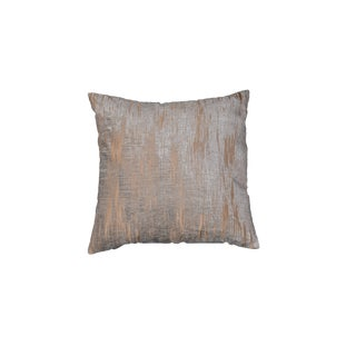 Brown Contemporary Pillow For Sale