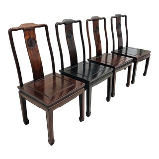 Vintage Asian Chairs