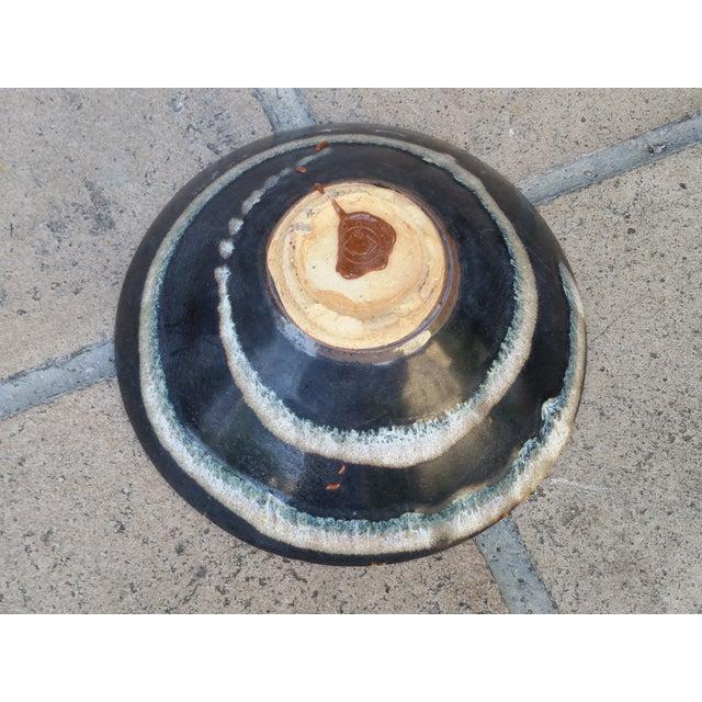 Blue & White Hand-Thrown Artisan Bowls - Set of 4 - Image 5 of 6