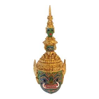 Thai Deity Mask