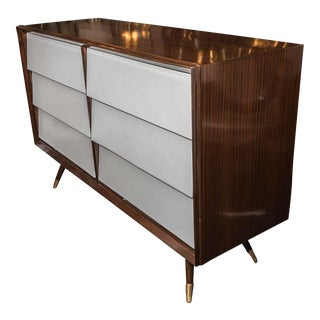 Mid-Century Modernist Dresser, 1960s For Sale