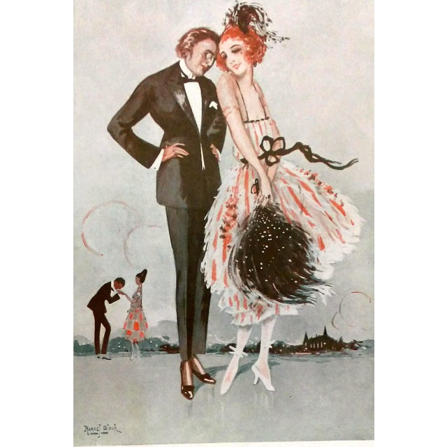 "1924 Fantasio ""Only When I'm Married"" Print by Bloch - Image 2 of 5"