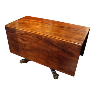 Late Regency Period Breakfast Table For Sale