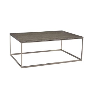 Aubrey Marble Coffee Table For Sale