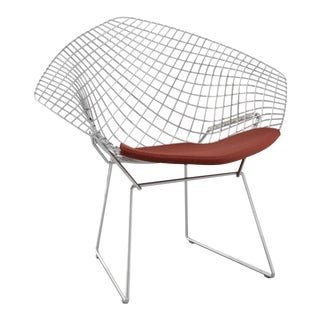Bertoia Diamond Lounge Chair Designed by Harry Bertoia for Knoll® For Sale