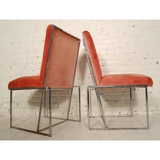 Milo Baughman Dining Chairs - Set of 6 Preview